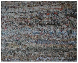 Obraz do salonu artysty Joanna Zdzienicka pod tytułem Total