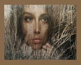 Obraz do salonu artysty Grzegorz Chojnacki pod tytułem Madonna
