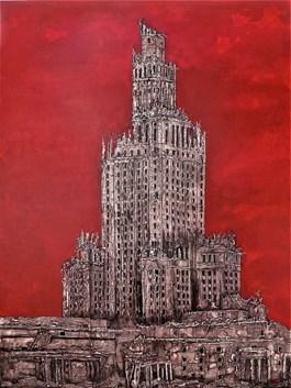 Obraz do salonu artysty Michał Mroczka pod tytułem 2085