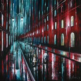Obraz do salonu artysty Agata Buczek pod tytułem Intuicja
