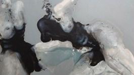 Obraz do salonu artysty Andrzej Domżalski pod tytułem Śniadanie na trawie