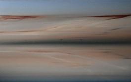 Obraz do salonu artysty Urszula Kałmykow pod tytułem Horyzont