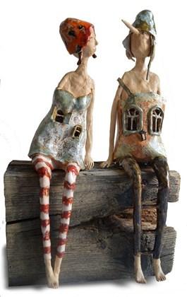 Obraz do salonu artysty Małgorzata Piątek-Grabczyńska pod tytułem Nigdy wcześniej