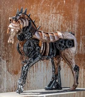 Equus ex machina