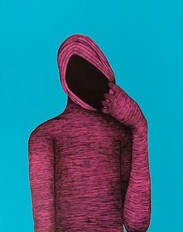 Obraz do salonu artysty Milionerboy pod tytułem Nie dzisiaj
