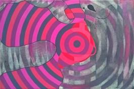 Obraz do salonu artysty Viola Tycz pod tytułem The HoT_XIX