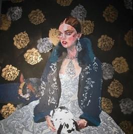 Obraz do salonu artysty Natalia Biegalska pod tytułem Bunnies