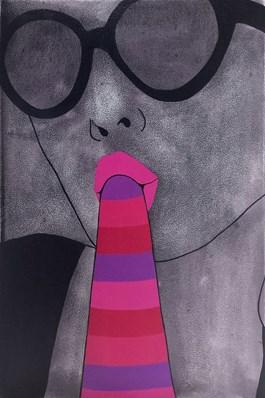 Obraz do salonu artysty Viola Tycz pod tytułem The HoT XIII