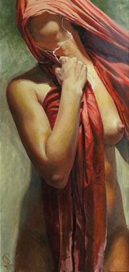 Obraz do salonu artysty Michał Powałka pod tytułem M. Magdalena