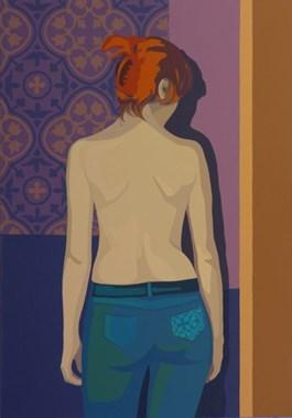 Obraz do salonu artysty Joanna Sułek-Malinowska pod tytułem Kieszonka