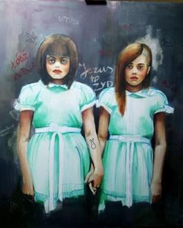 Obraz do salonu artysty Angelika Korzeniowska pod tytułem NG