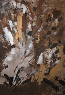 Obraz do salonu artysty Alicja Domańska pod tytułem The escape inside