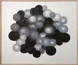 Obraz do salonu artysty Wojciech Ćwiertniewicz pod tytułem Bez tytułu )229)