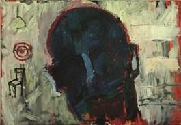 Obraz do salonu artysty Olek Myjak pod tytułem Kompozycja III