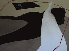 Obraz do salonu artysty Monika Dałek pod tytułem Bedtime