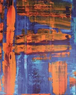 Obraz do salonu artysty Dominik Smolik pod tytułem Vocalise