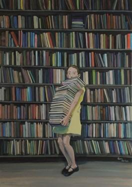 Obraz do salonu artysty Katarzyna Orońska pod tytułem Kamuflaż