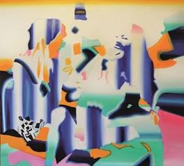 Obraz do salonu artysty Katarzyna Piotrowicz pod tytułem DSC_0667 zcyklu Re_jestracja