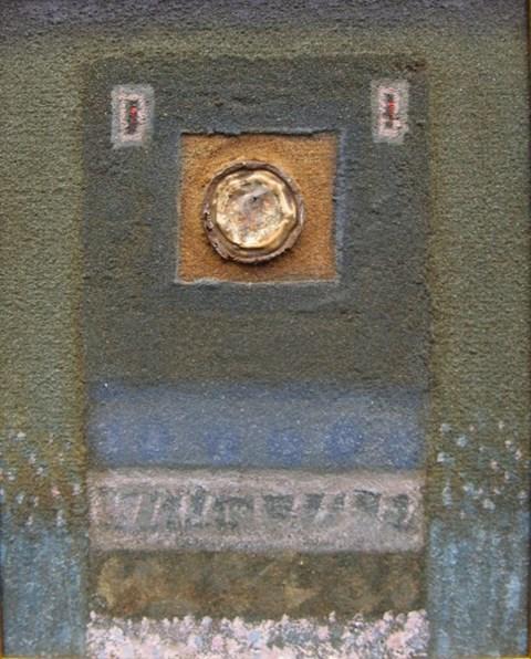 Obraz do salonu artysty Tomasz Lubaszka pod tytułem Nokturn mazurski