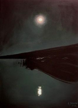Obraz do salonu artysty Radosław Jastrzębski pod tytułem 384403 km