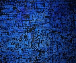 Obraz do salonu artysty Magdalena Karwowska pod tytułem Miasto 85