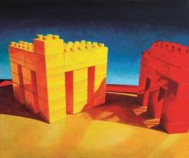 Obraz do salonu artysty Zbigniew Gorlak pod tytułem Porta di Opera