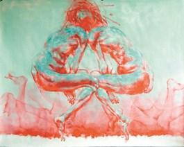 Obraz do salonu artysty Wojciech Pelc pod tytułem Transformacja etap pierwszy
