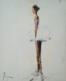 Obraz do salonu artysty Dominique Kleiner pod tytułem Danseuse