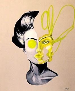 Obraz do salonu artysty Anna Witek pod tytułem Immature