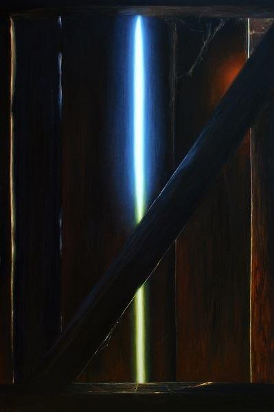 Obraz do salonu artysty Radosław Jastrzębski pod tytułem Światło III