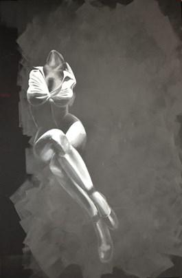 Obraz do salonu artysty Daniel Białowąs pod tytułem Korekty