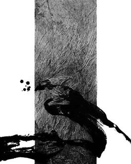 Obraz do salonu artysty Keiji Matsumoto pod tytułem Tora