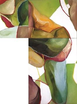 Obraz do salonu artysty Zuzanna Sitarska pod tytułem Figuracja 6
