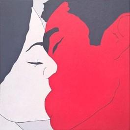 Obraz do salonu artysty Viola Tycz pod tytułem Kocham cię, Polsko