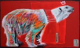 Obraz do salonu artysty Wojciech Brewka pod tytułem Części zamienne