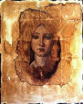 Obraz do salonu artysty Sylwia Perczak pod tytułem Oddech