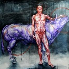 Obraz do salonu artysty Wojciech Pelc pod tytułem Harmonia