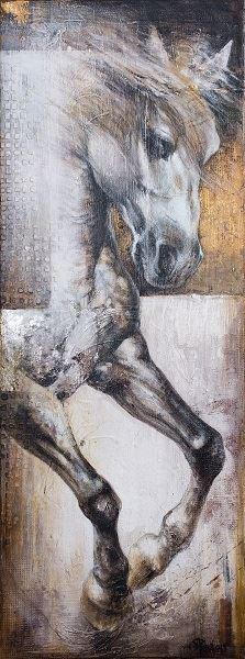 Obraz do salonu artysty Kamila Karst pod tytułem Złoty Andaluz
