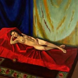 Obraz do salonu artysty Martin Imrich pod tytułem Wenus