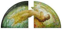 Obraz do salonu artysty Śnieżana Vitecka pod tytułem Wiosna