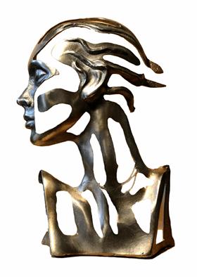 Głowa kobiety