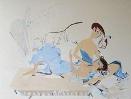 Obraz do salonu artysty Filip Gruszczyński pod tytułem Tumido geminos