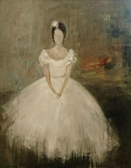 Obraz do salonu artysty Izabela Josch pod tytułem Baletnica