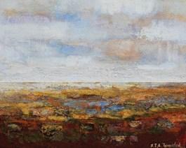 Obraz do salonu artysty Stanisław Tomalak pod tytułem Fragment 432