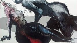 Obraz do salonu artysty Andrzej Domżalski pod tytułem Zawrót głowy