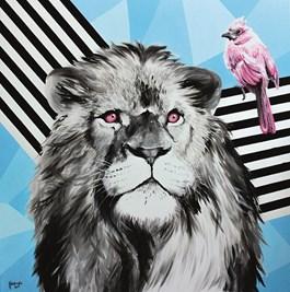 Obraz do salonu artysty Zuzanna Jankowska pod tytułem Poranek
