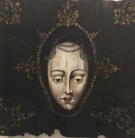 Obraz do salonu artysty Borys Fiodorowicz pod tytułem Madonna III