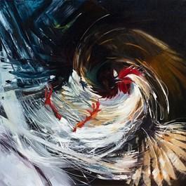 Obraz do salonu artysty Beata Musiał-Tomaszewska pod tytułem Tango