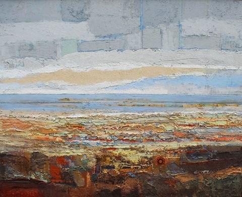 Obraz do salonu artysty Stanisław Tomalak pod tytułem Fragment 359P