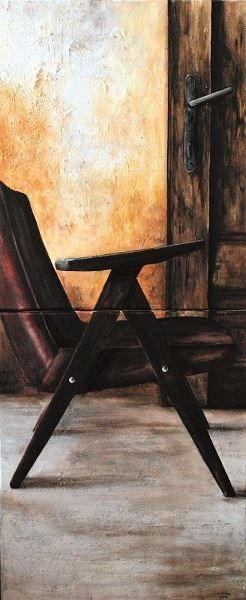 Obraz do salonu artysty Klaudia Choma pod tytułem Choćby przedmiot